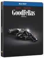 Goodfellas Limited Steelbook Blu Ray