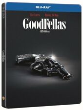 Goodfellas Limited Steelbook Blu Ray