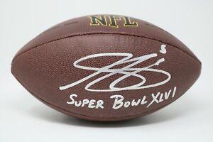 Steve Weatherford Signed Autographed NFL Football NY Jets Giants Superbowl XLVI