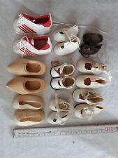 Schuhe für Puppen  z.b für   GLOREX Puppen 9 Paar