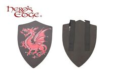 Thick Foam Medieval Crusader Dragon Foam Shield for Cosplay and Larp Brand New