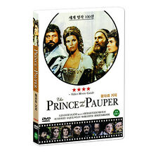 The Prince And The Pauper, Crossed Swords (1977) DVD (*New *Sealed *All Region)