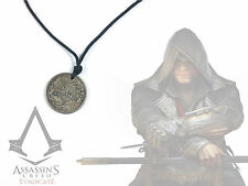 Assassin's Creed Inspired Jacob Frye One Shilling Victorian Coin Replica Pendant