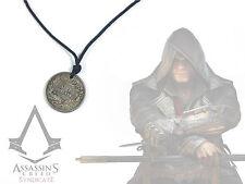 Assassin's Creed Inspiré Jacob Frye un shilling Victorian coin replica Pendentif