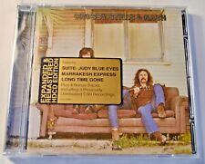 Crosby Stills & Nash - Self Titled - Remastered + Bonus Tracks - NEW CD (sealed)