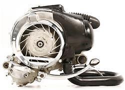 VESPA PX 177cc Pinasco 2 STROKE 5 PORT COMPLETE ENGINE +REAR BRAKE DRUM