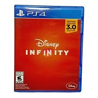 Disney Infinity (3.0 Edition) Complete PS4 Playstation 4 Game And Insert