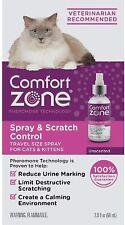 Confort Zone pheromone tecnology, Spray & SCRATCH CONTROL TRAVEL SIZE 20FL.OZ