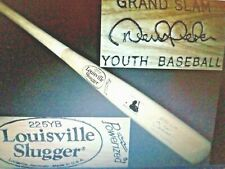 "DEREK JETER~NEW YORK YANKEES~NEW LOUISVILLE SLUGGER 27"" YOUTH WOOD BASEBALL BAT"