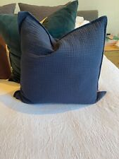 Country Road Home Cushion - Navy Blue BNWT