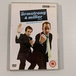 The Armstrong and Miller Show - Series 1 (DVD 2008) BBC TV Region 2