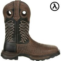 DURANGO MAVERICK XP STEEL TOE WATERPROOF WESTERN WORK BOOTS DDB0176 * ALL SIZES