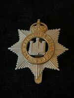 The Devonshire Regiment Bi Metal Cap Badge 100% Genuine Military Army O5/7