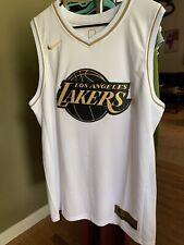 "Brand New Kobe Bryant ""Golden Edition"" Jersey Xxl W/tags"