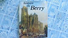 HISTOIRE DU BERRY / GUY DEVAILLY  / 1980