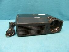 InFocus IN112 Portable Multimedia DLP Front Projector with Working Lamp