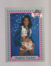 1992 Enor Dallas Cowboys Cheerleaders #36 Regina Tucker card