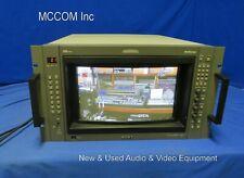 """Sony BVM-A14F5U 14"""" CRT Monitor w/ 62HS HD-SDI Module"""