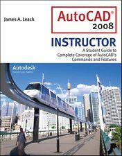 Autocad 2008 Instructor-ExLibrary