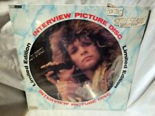 Bon Jovi Interview Picture Disc Limited Edition LP Sealed