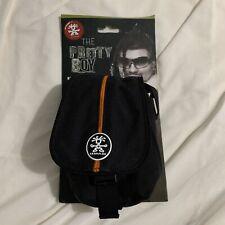 Crumpler 'The Pretty Boy 220' Camera bag - Black & Orange