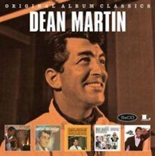 Original Album Classics by Dean Martin (CD, Sep-2015, 5 Discs, Sony Music)
