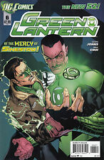 GREEN LANTERN 6...NM-...2012...New 52...Geoff Johns,Doug Mahnke...Bargain!