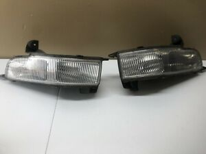 2006-2011 Cadillac DTS Front Right & Left Lower Fog Lights (Fits:2010 Cadillac D