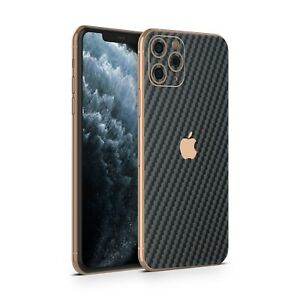 Textured Ultra Thin Skin Wrap Sticker For Apple IPhone 11/12/Pro/Max Case Cover
