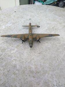 Corgi Aviation Archive 1/72 Vickers Wellington Mk.IA, no.9 Sqn, no box .or stand