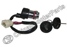Ignition Key Switch Lock 4 Wires for Linhai 250cc 260cc 300cc 400cc ATV