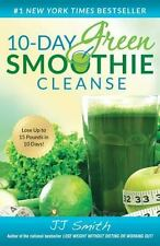 10-Day Green Smoothie Cleanse **Full 114 Pages- PDF Emailed Only**