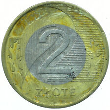 COIN / POLAND / 2 ZLOTYCH 1994 BEAUTIFUL COLLECTIBLE  #WT31594