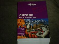 Shoestring Travel Guide: Europe by Tom Masters (2011, Paperback, Revised)