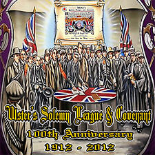 Ulster's Solemn League & Covenant  100th Anniversary  LOYALIST/ORANGE/ULSTER/ CD