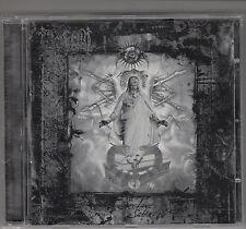 LUCIFUGUM - sectane satani CD