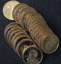 2004 Sacagawea Gem Proof Dollar Roll (20) (2566)