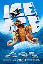 Ice Age movie poster - Continental Drift - 13.5 x 20 inches - Mini Poster