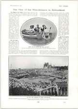 1905 Vine Dressers Festival Switzerland Pearson Children's Fresh Air Fund