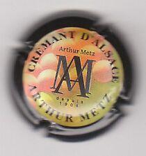 MAGNIFIQUE capsule Crémant d'Alsace Arthur METZ