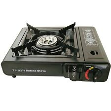 Yellowstone Portable Camping Gas Cooker Stove Outdoor Picnics Barbecues BBQ