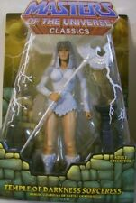 Temple Of Darkness Sorceress motu Masters of the Universe Classics MOC nuevo & OVP