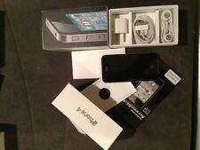 Apple iPhone 4 - 8GB - Black (Sprint) Smartphone-Clean Esn