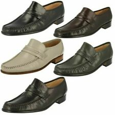 Mens Grenson Moccasin Shoes Clapham