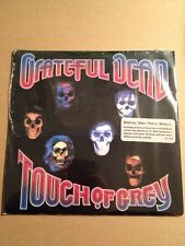 """Grateful Dead 7"""" vinyl record 45 rpm- Touch Of Grey (still sealed- w/ poster)"""