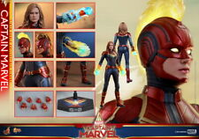 Hot Toys MMS521 1/6th scale Captain Marvel Collectible Figure