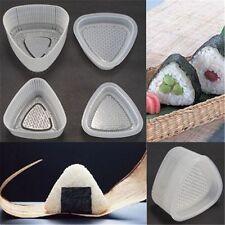 Decorating Frame Food Press Triangular Form Rice Ball Maker Sushi Onigiri Mold