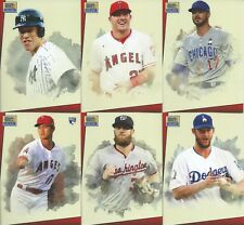 2018 Topps TBT 93 Star Wars Galaxy 6 cards set #/2284 Ohtani RC / Judge / Trout