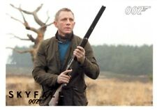 James Bond Skyfall Gold Card Rittenhouse, #91 Bond and Kincade, 007/100