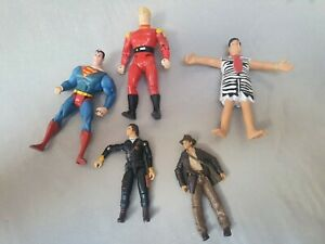 Mixed 80's And 90's Toys